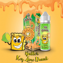 E-liquide  Butter Key Lime Donut 60ml de Mr. Butter